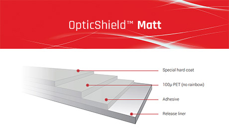 OpticShield™ Matt